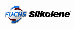 Logo of Silkolene lubricant, speed silence and satisfaction.